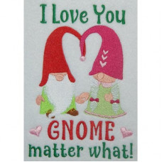 I Love You Gnomes