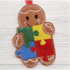 Jigsaw Ginger