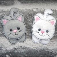 Kitty Brooch Pins