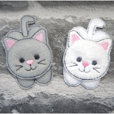 Kitty Brooch Pins