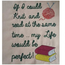 Knit and Read