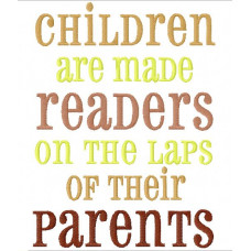 Laps of their Parents