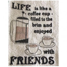 Life is like coffee