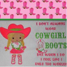 Lil Cowgirl