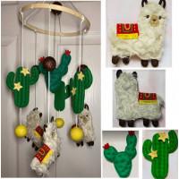 Llama Mobile/Hangers
