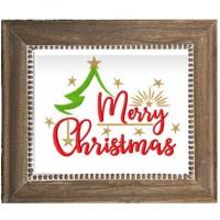 Merry Christmas Wordart