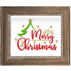 Merry Christmas Wordart