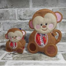 Monkey Treat Bag