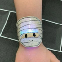 Mummy Light Up Wrist Strap