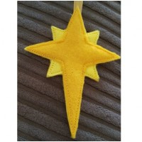 Nativity Star Hanger