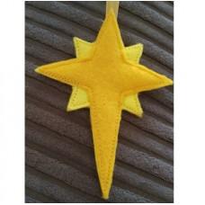 Nativity Star Hanger