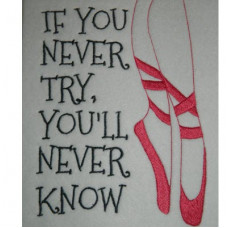 Never Try