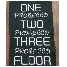 One Two Prosecco