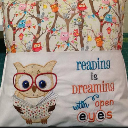 Reading owl set