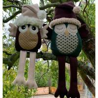 Owl Shelf Sitters