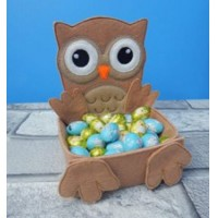 Owl Sweet Tray