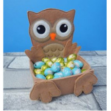 Owl Sweet Tray