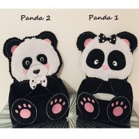Panda Sweet Tray