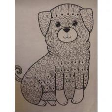Patterned Dog