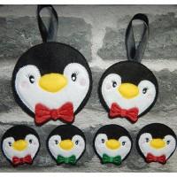 Penguin Faces