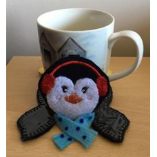 Penguin Mug Coaster