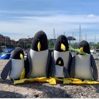 Penguin Shelf Sitters