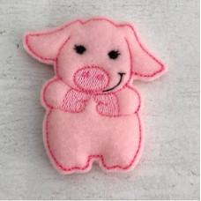Piggy Brooch Pins