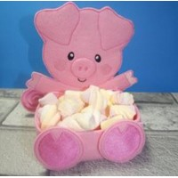 Piggy Sweet Tray
