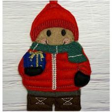 Puffer Jacket Ginger 2