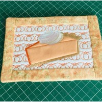 Pumpkin Pie Mug Rug