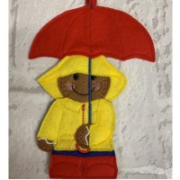Rainy Day Ginger