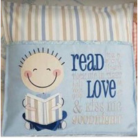 Reading Boy and Girl Set