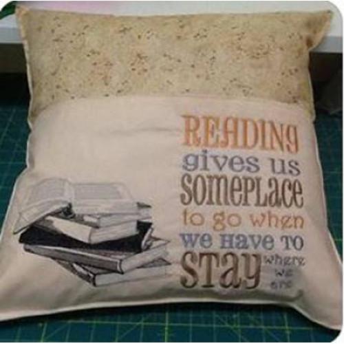 reading books set