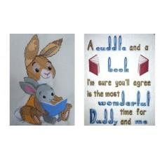 Reading Bunnies and Verse Set