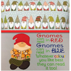 Reading Gnome and Verse Set