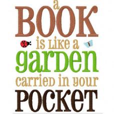 Book Garden Verse