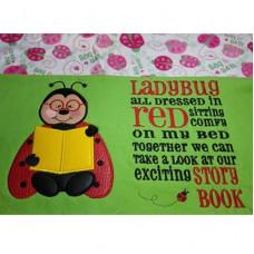 Reading Ladybug Set