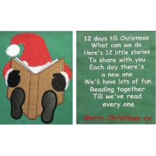 Reading Santa Set