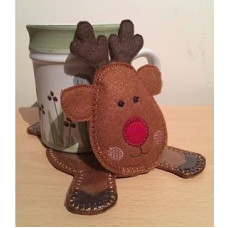 Reindeer Mug Coaster
