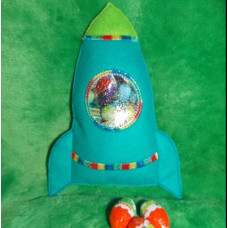 Rocket Treat Bag