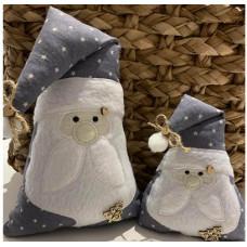 Santa Gnome Stuffy