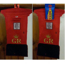 Santa's Post Box Treat Bag