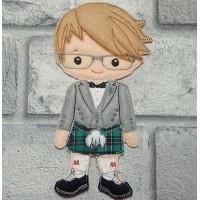Scots Groom