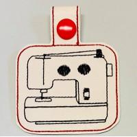 Sewing Machine Key Tab
