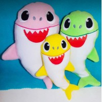 Shark Softies