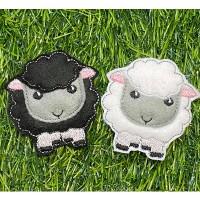 Sheep Brooch Pin