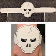 Skull Light Up Wrist Strap