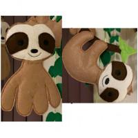 Sloth Hangers