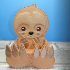 Sloth Sweet Tray