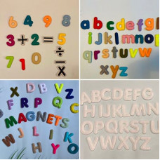 Small Letters and Numbers